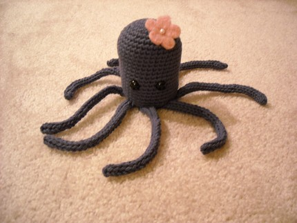 mr. mustache octopus