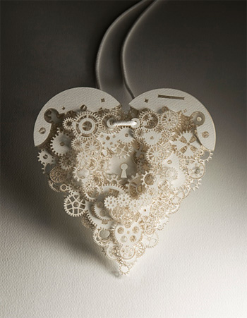 "Tjep design studio ""A Clockwork Love"""