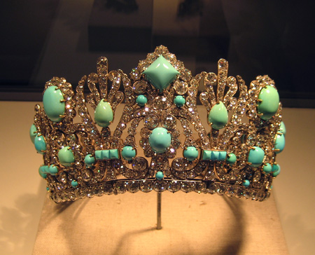 Tiara of Empress Marie-Louise