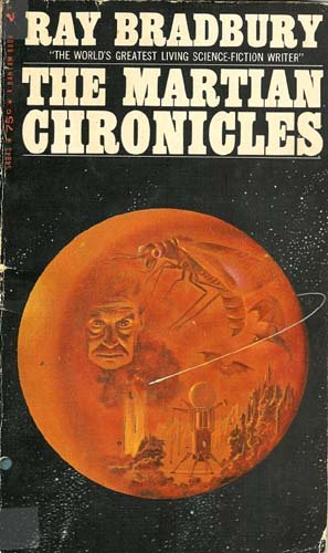 Ray Bradbury's Martian Chronicles cover art