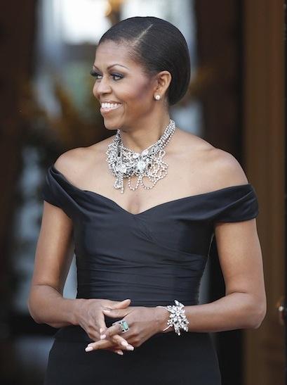 Michelle Obama's jewelry