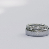 sarah + scott's rings