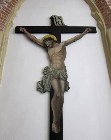 Crucifix Olomouc