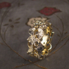 pheigi's ring (wax carving process)