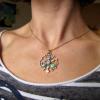marlene's necklace finished!