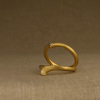 split ring in 22K
