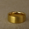 24K wedding band