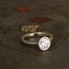 7mm low-profile solitaire