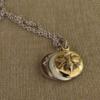 bumblebee charm pendant