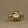 greyhound marquise ring